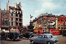 BF39669 piccadilly circus london uk bus   car voiture oldtimer
