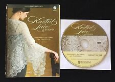 DVD Only! Knitted Lace of Estonia with Nancy Bush [DVD]