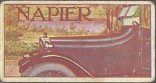 Illingworth - Motor Car Bonnets - 25 - The Napier