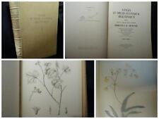 Genera et species plantarum argentinarum – Horatius R. Descole – Tomo 1° - 1943