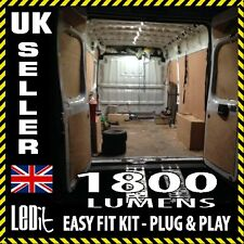 EASY FIT LED Loading / Interior Lighting KiT- Sprinter - Ducato -Transit - Relay