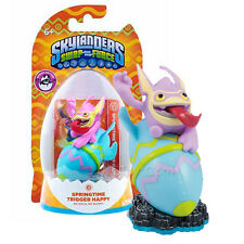 NEW RARE Skylanders SWAP FORCE SPRINGTIME Easter Edition Trigger Happy Figure