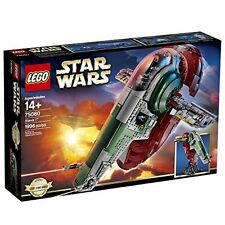 LEGO STAR WARS BUILDING SET, Slave I Toy 75060 LEGO TOY SET