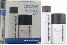DERMALOGICA Power Cleanse Duo (Precleanse 1oz-30mL & Daily Microfoliant 0.45oz)