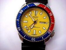Seiko diver's 6309-7290 automatic 17 jewels  serial Nr. 600670