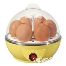 Home Non Stick Cooks up to 7 Eggs Hard or Soft Boiled Electric Egg Boiler Cooker
