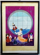 ERTE TITLED LES POUPEES RUSSES SERIGRAGH Lot 256