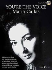 Maria Callas: (Piano, Vocal, Guitar) (You're the Vo..., Callas, Maria 0571532543