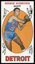 1969 Topps #71 Howie Komives *Pistons* NM/NM+ (PSA Reject/Evid Trim) *AA-5168*