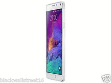 brand new samsung galaxy note 4 white 32gb 3gb ram 16mp camera imported
