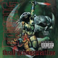 DANZIG - THRALL-DEMONSWEATLIVE    - CD NEUWARE