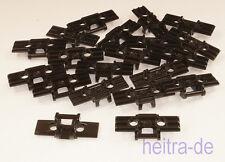 LEGO Technik - 20  Kettenglieder schwarz groß, ca. 38mm breit / 57518 NEUWARE