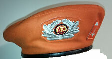East Germany NVA / DDR    Paratrooper Officers Beret     Size medium   - repro -