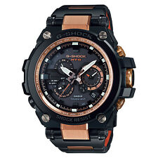 CASIO G-SHOCK MT-G Black Rose Gold Watch GSHOCK MTG-S1000BD-5A MTGS1000BD-5A