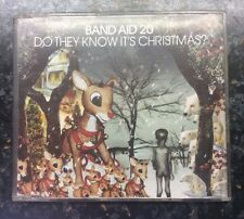 Band Aid 20 Do They Know It's Christmas CD @@LOOK@@