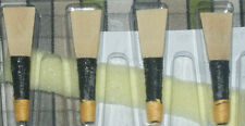 G1 Original Pipe Chanter Reeds 4 pack Easy or Medium Highland Bagpipes