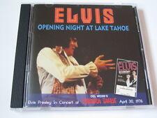 Elvis Presley Opening Night At Lake Tahoe ---TOP---NEUWERTIG---