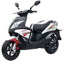 Razory Longjia Grido Motorroller 50ccm 2.9kW 4PS Sportroller Italian Design