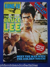Kung Fu Monthly No. 16   Bruce Lee    ' Postermag '   1975