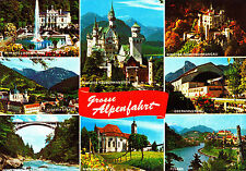 Grosse Alpenfahrt ,AK , ungel.