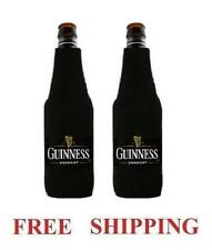 GUINNESS DRAUGHT 2 BEER BOTTLE SUITS COOLER COOZIE COOLIE KOOZIE HUGGIE NEW