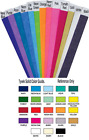 """Tyvek Wristbands 3/4"""" Choose color and quantity Club Bar Party Entry Brazaletes"""