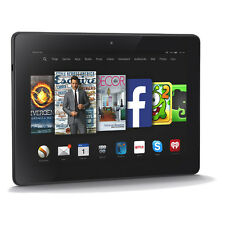 Amazon Kindle Fire HD 8GB, Wi-Fi, 7in - Black 2nd Generation eBook Reader Tablet