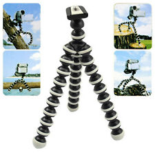Strong Flexible Spider Mini Tripod for Digital Camera or Camcorder (Small Size)