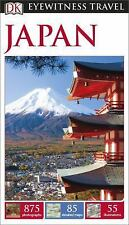 DK Eyewitness Travel Guide: Japan, DK, Good Condition, Book