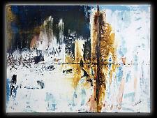 Ysche image pièce unique acrylique peinture peinte la fresque Modern Abstrait painting NATURE