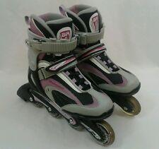 BLADERUNNER PERFORMA inline skates rollerblades (size 7) 76mm ABEC 5