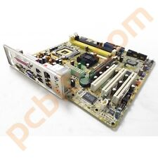 Placa base ASUS P5VDC-TVM/S Rev 1.00 LGA775 con BP