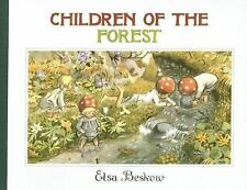 NEW Children of the Forest by Elsa Beskow Hardcover Book (English) Free Shipping
