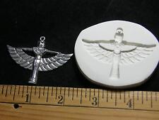 Goddess - Egyptian Goddess Mut Polymer Clay Mold (#MD1015)