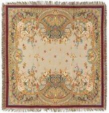 "NEW 60"" SAMSARA ""ARIYA"" TAPESTRY THROW BED SPREAD 7140, BEAUTIFUL GIFT IDEA"