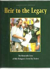 Heir to the Legacy: Mike Holmgren Packers 1996 Hardcover Collector's Edition