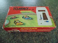 AUTO RACE TOMMY tabletop handheld led game new old stock rare de 1980
