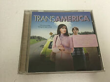 TRANS AMERICA Original Motion Picture Soundtrack CD 21 Track Larry Spa - MINT