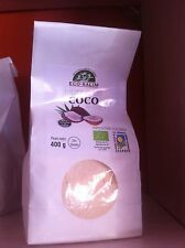 FLOUR OF COCO 400gr INT-SALIM ECO-SALIM  WITHOUT GLUTEN ECOLOGICAL AGRICULTURE
