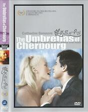 The Umbrellas Of Cherbourg (1964, Jacques Demy) DVD NEW