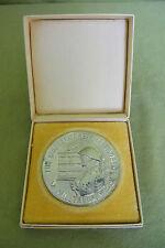 DDR Medaille - NVA - Für ausgezeichnete Leistungen im Militärbauwesen
