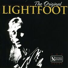 Original Lightfoot - Gordon Lightfoot (2007, CD NEU)