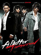 A Better Tomorrow 2012 (John Woo)  DVD Ju Jin-mo, Song Seung-heon, Kim Kang-woo