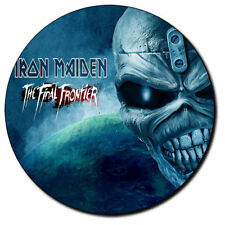 Parche imprimido, Iron on patch, /Textil sticker, Pegatina/ - Iron Maiden, B