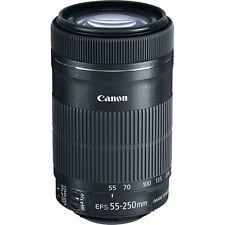 Canon Zoomobjektiv EFS  55-250mm f/4-5.6 IS STM