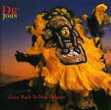 Goin' Back To New Orleans - Dr. John (1992, CD NIEUW)