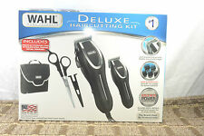 WAHL Deluxe Haircutting Kit with Trimmers