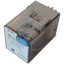 Finder 60.13.9.012.0040 Industrie-Relais 12V DC 3xUM 10A 250V AC Relay 855805