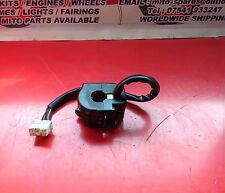 Cagiva Mito SP525 left hand switchgear, switch, light switch, horn