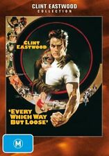 Every Which Way But Loose, Clint Eastwood, R1, Comedy & ACTION, NEW